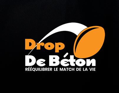 REPRISE DE CONFIANCE EN SOI GRÂCE AU RUGBY : ASSOCIATION DROP DE BÉTON